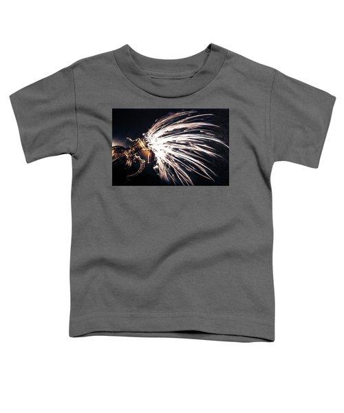 The Exploding Growler Toddler T-Shirt