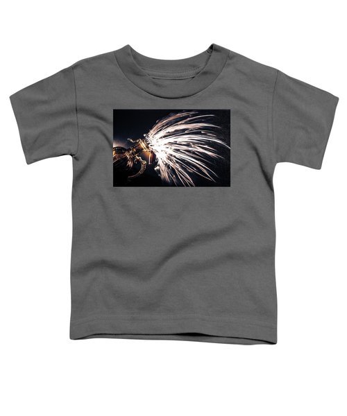 The Exploding Growler Toddler T-Shirt
