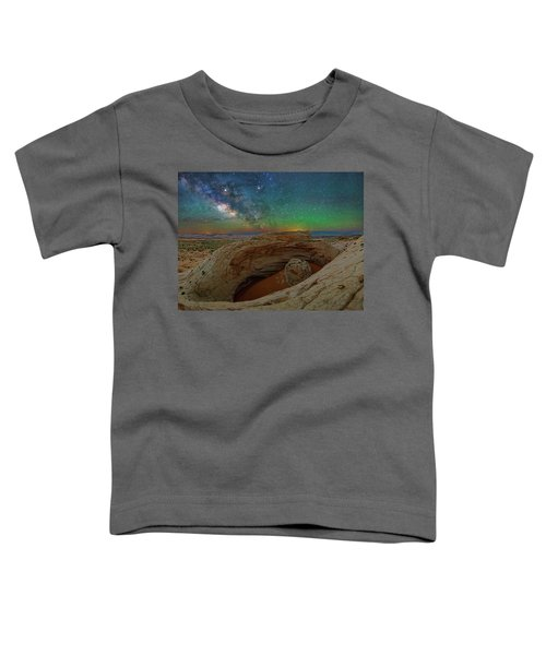 The Eye Of Earth Toddler T-Shirt