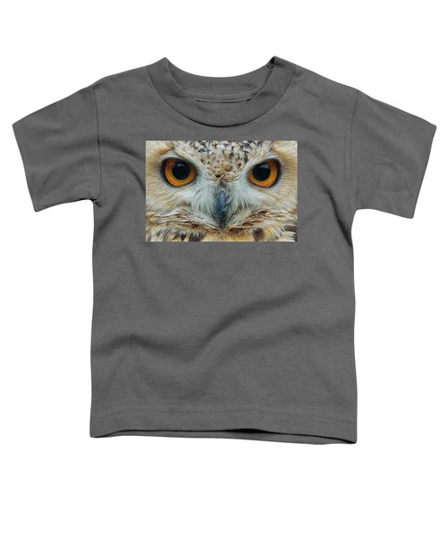 The Eyes Have It Toddler T-Shirt
