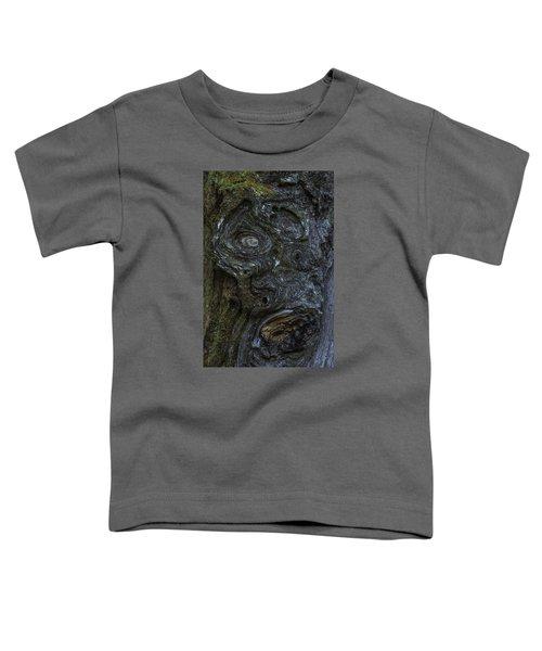 The Face Toddler T-Shirt