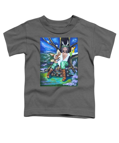 The Faery King Toddler T-Shirt