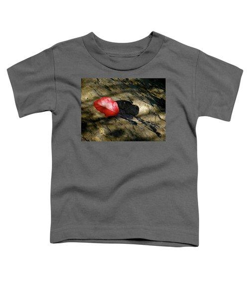 The Fallen Leaf Toddler T-Shirt