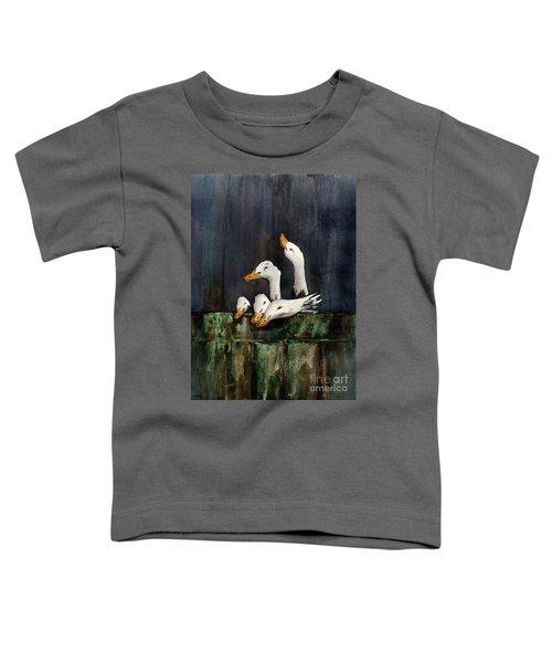 The Family Portrait Toddler T-Shirt