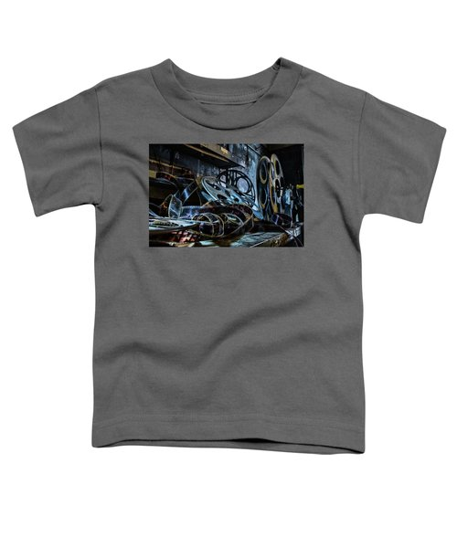 The Film Room Toddler T-Shirt
