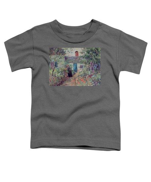 The Flower Garden Toddler T-Shirt