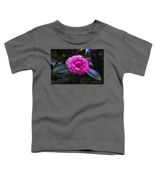 The Flower Signed Toddler T-Shirt
