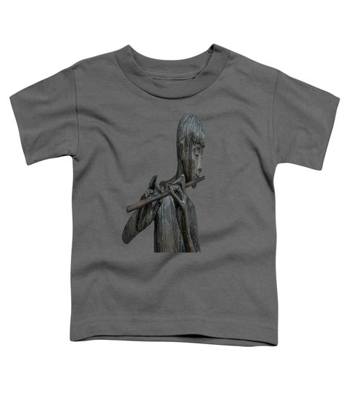 The Flute Player Toddler T-Shirt