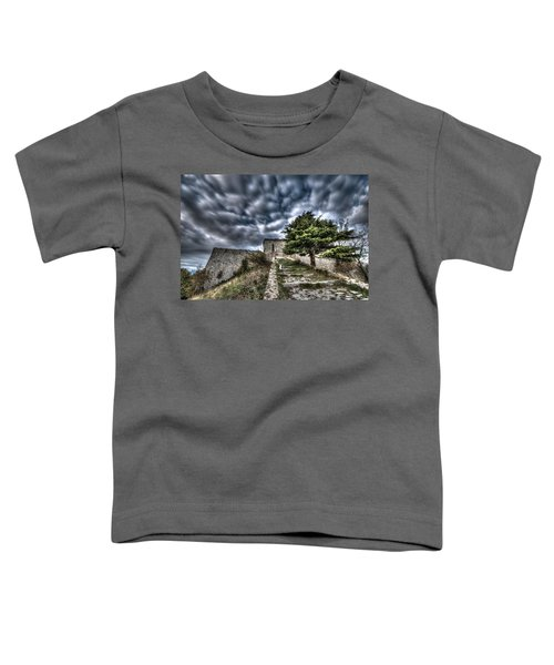 The Fortress The Tree The Clouds Toddler T-Shirt