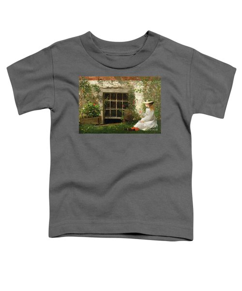 The Four Leaf Clover Toddler T-Shirt