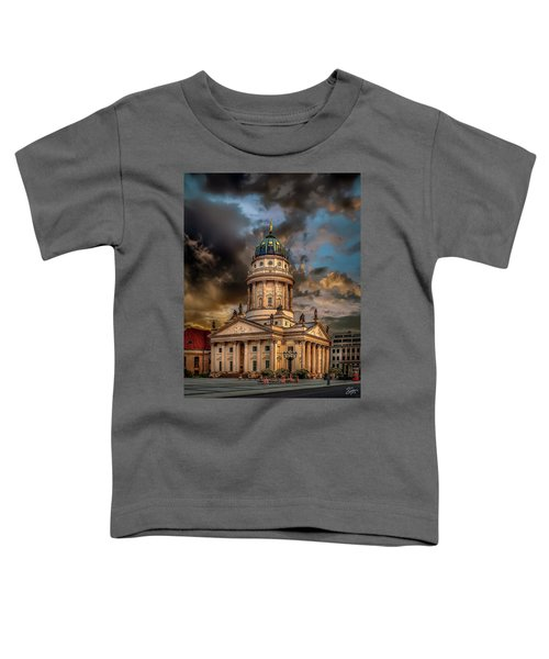 The French Church 3 Toddler T-Shirt