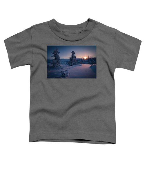 The Frozen Dance Toddler T-Shirt