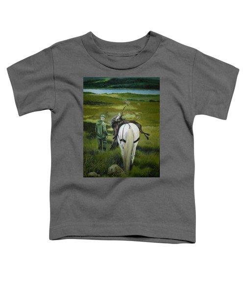 The Gamekeeper Toddler T-Shirt