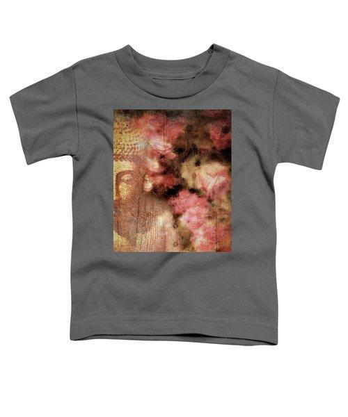 The Garden Buddha 1 Toddler T-Shirt