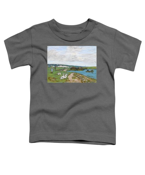 The Geese Toddler T-Shirt