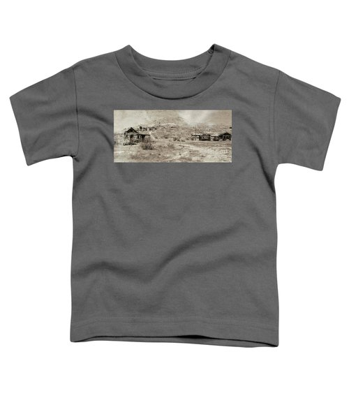 The Ghost Town Toddler T-Shirt