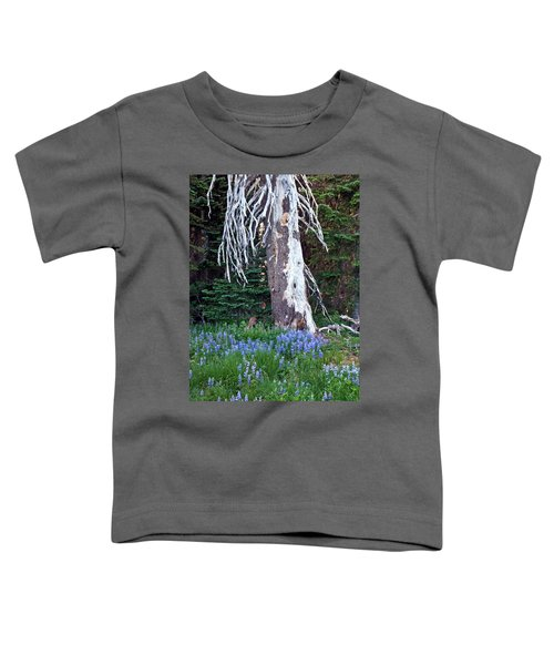 The Ghost Tree Toddler T-Shirt