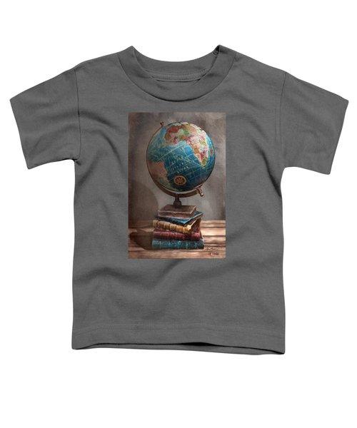 The Globe Toddler T-Shirt