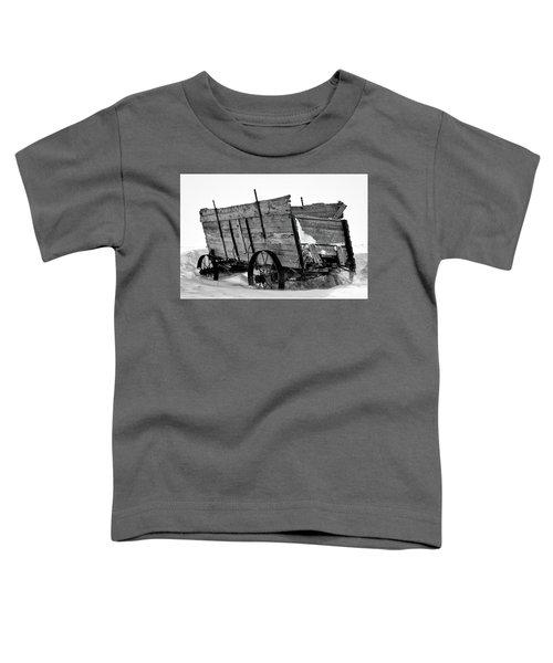 The Grain Wagon Toddler T-Shirt