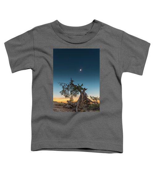 The Great American Eclipse On August 21 2017 Toddler T-Shirt