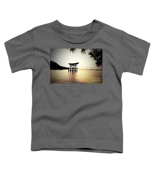 The Great Torii  Toddler T-Shirt