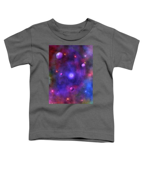 The Great Unknown Toddler T-Shirt