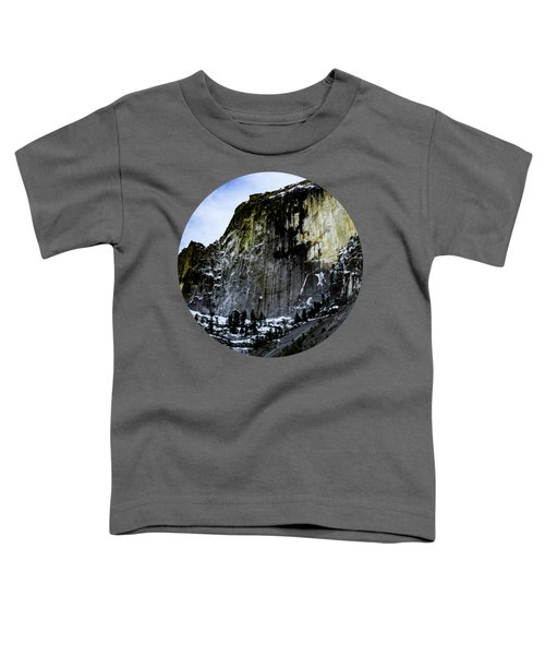 The Great Wall Toddler T-Shirt by Adam Morsa