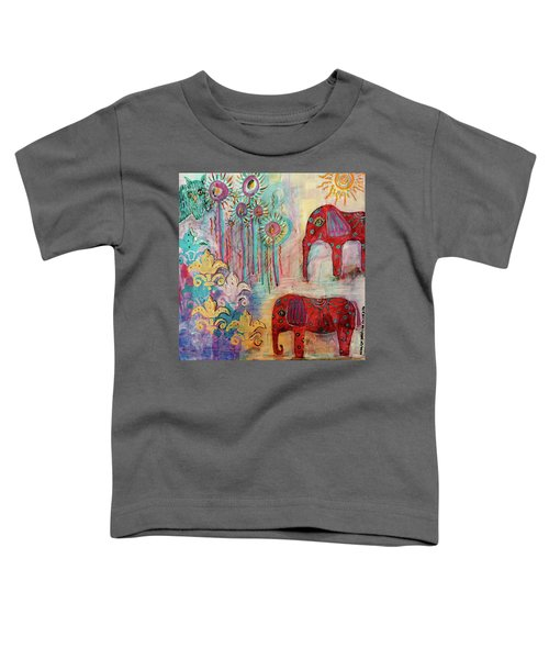 The Guardians Of Night And Day Toddler T-Shirt