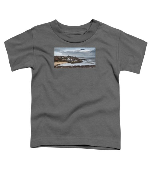 The Harbour Of Crail Toddler T-Shirt by Jeremy Lavender Photography