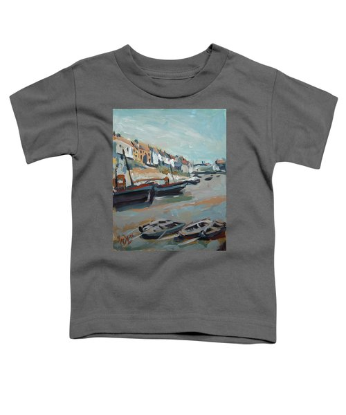 The Harbour Of Mevagissey Toddler T-Shirt