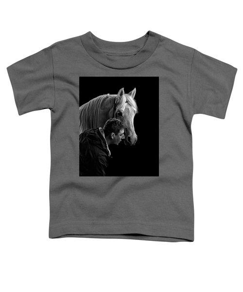 The Horse Whisperer Extraordinaire Toddler T-Shirt