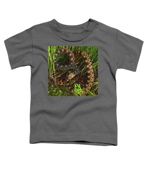 The Impersonator Toddler T-Shirt
