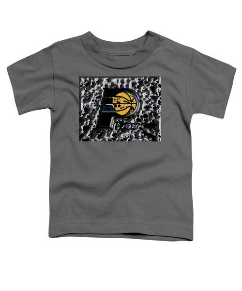 The Indiana Pacers Toddler T-Shirt