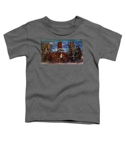 The Inhuman Condition Toddler T-Shirt