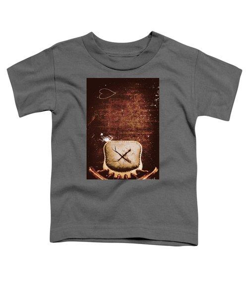 The Interrogation Room Toddler T-Shirt