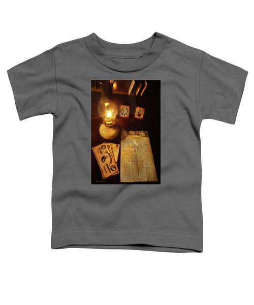 The Invitation Toddler T-Shirt