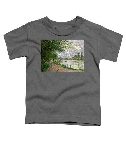 The Island Of La Grande Jatte Toddler T-Shirt