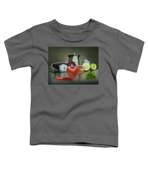 The Italian Kitchen Toddler T-Shirt