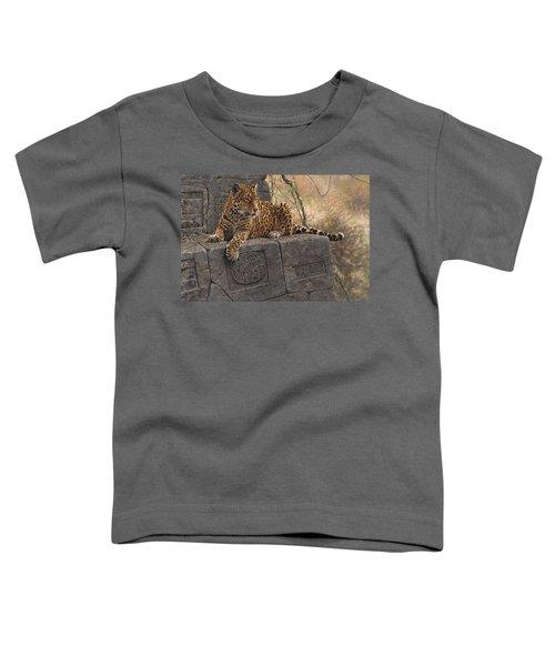 The Jaguar King Toddler T-Shirt
