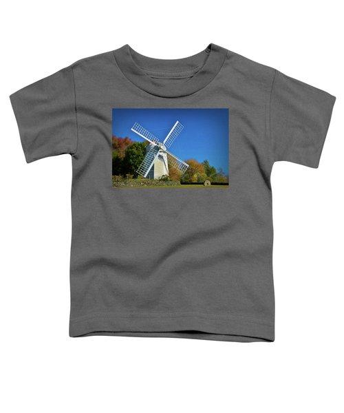 The Jamestown Windmill Toddler T-Shirt