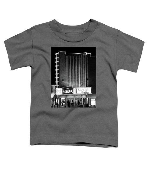 The Kessler V2 091516 Bw Toddler T-Shirt