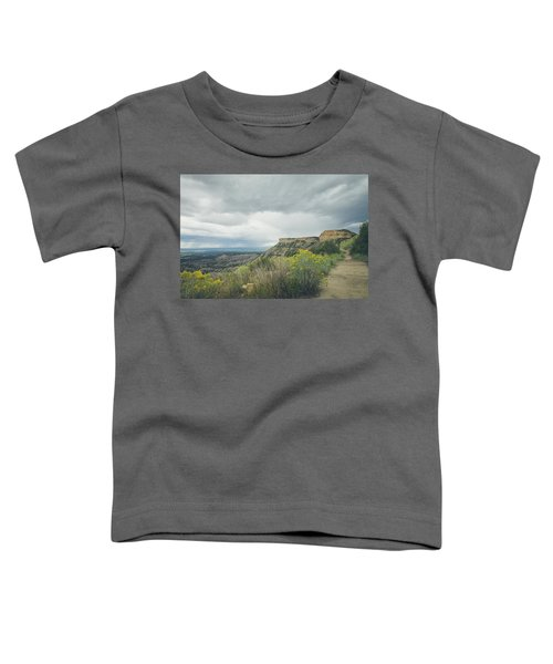 The Knife's Edge Toddler T-Shirt