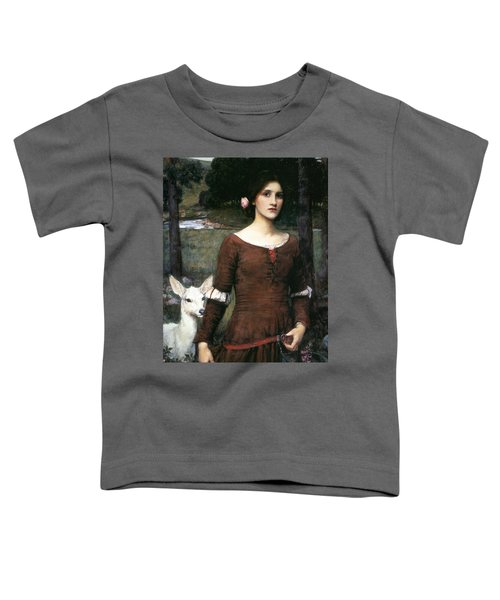 The Lady Clare Toddler T-Shirt