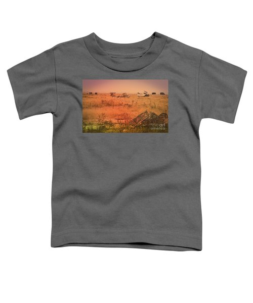 The Landscape Of Dungeness Beach, England 2 Toddler T-Shirt