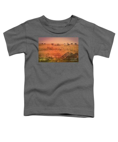 The Landscape Of Dungeness Beach, England 2 Toddler T-Shirt