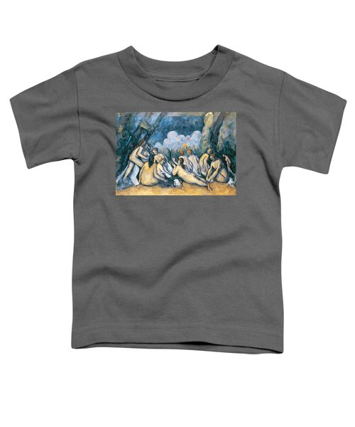The Large Bathers Toddler T-Shirt