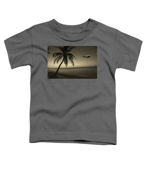 The Last Flight Out Toddler T-Shirt