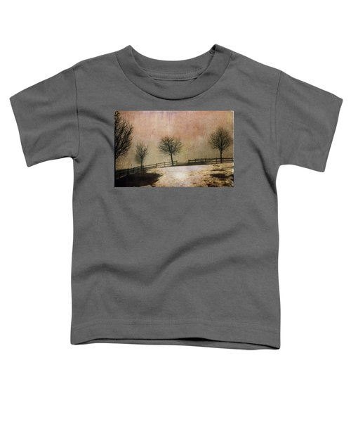 The Last Snow Toddler T-Shirt