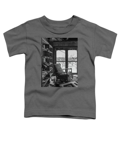 The Library Toddler T-Shirt