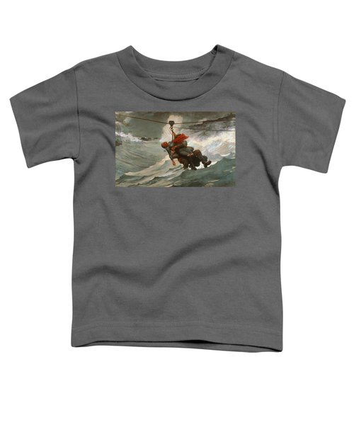 The Life Line Toddler T-Shirt